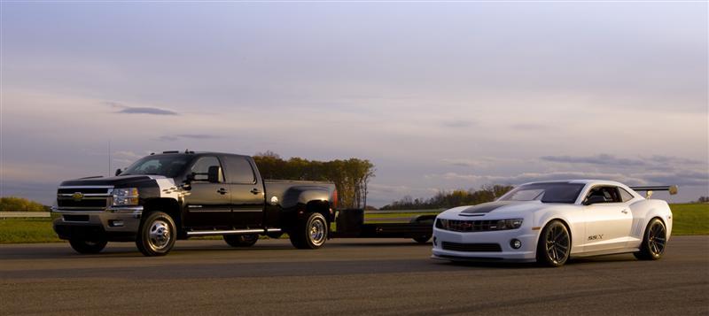 2011 Chevrolet Silverado 3500HD Race Car Hauler pictures and wallpaper