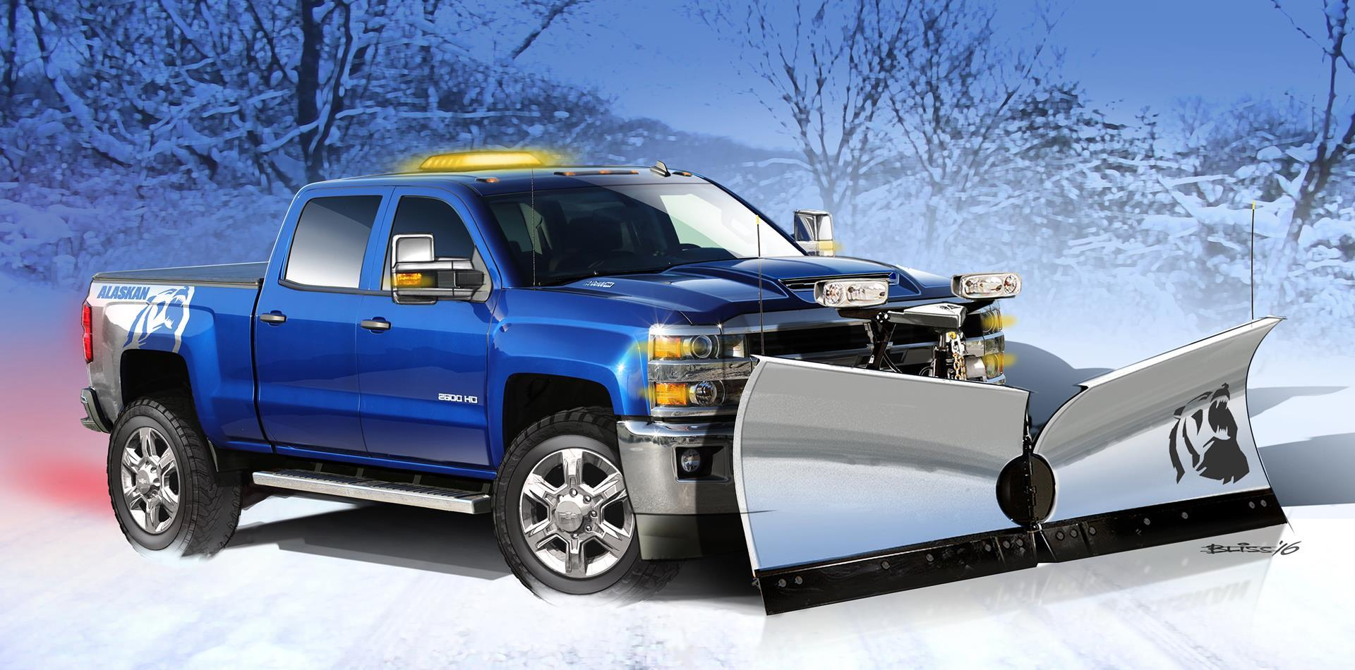 2016 Chevrolet Silverado 2500HD Alaskan Edition Concept News and Information, Research, and ...