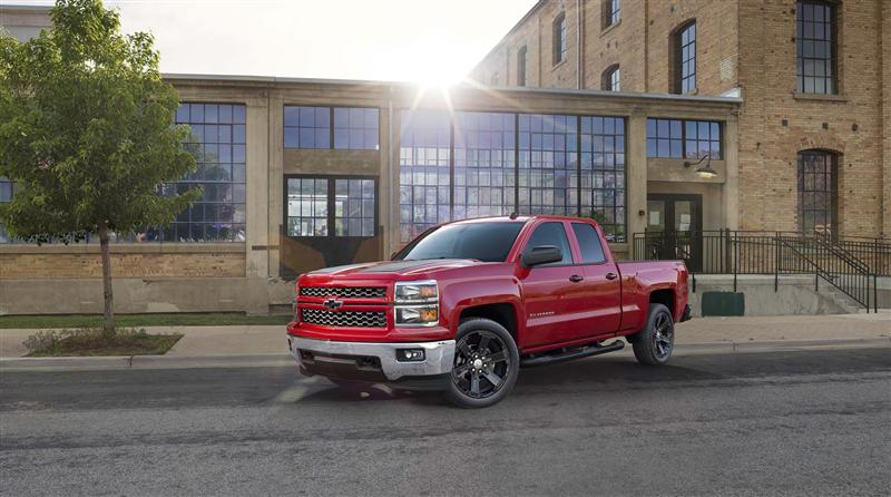 2015 Chevrolet Silverado Rally Edition