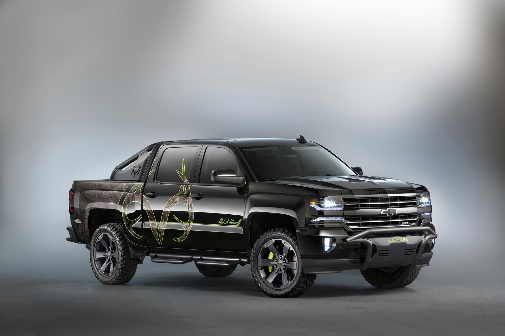 2015 Chevrolet Silverado Realtree Bone Collector News and ...