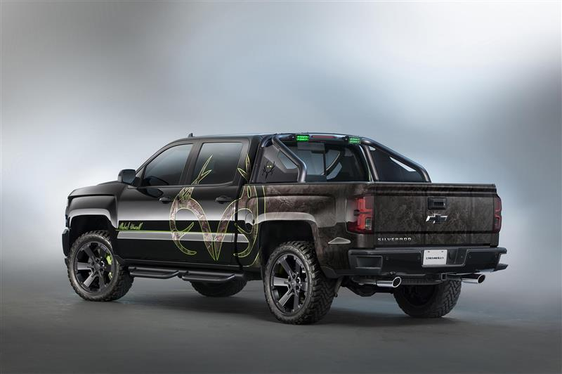Chevy Silverado Realtree Edition Price >> 2015 Chevrolet Silverado Realtree Bone Collector Images