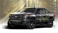 2015 Chevrolet Silverado Realtree Bone Collector