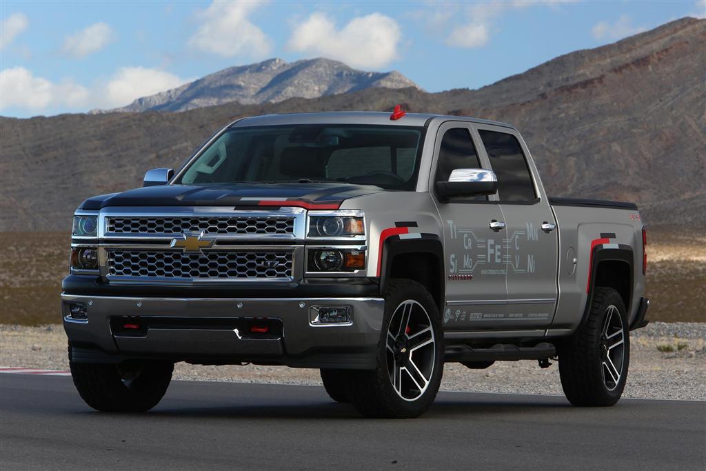 2015 Chevrolet Silverado Toughnology Concept News and ...