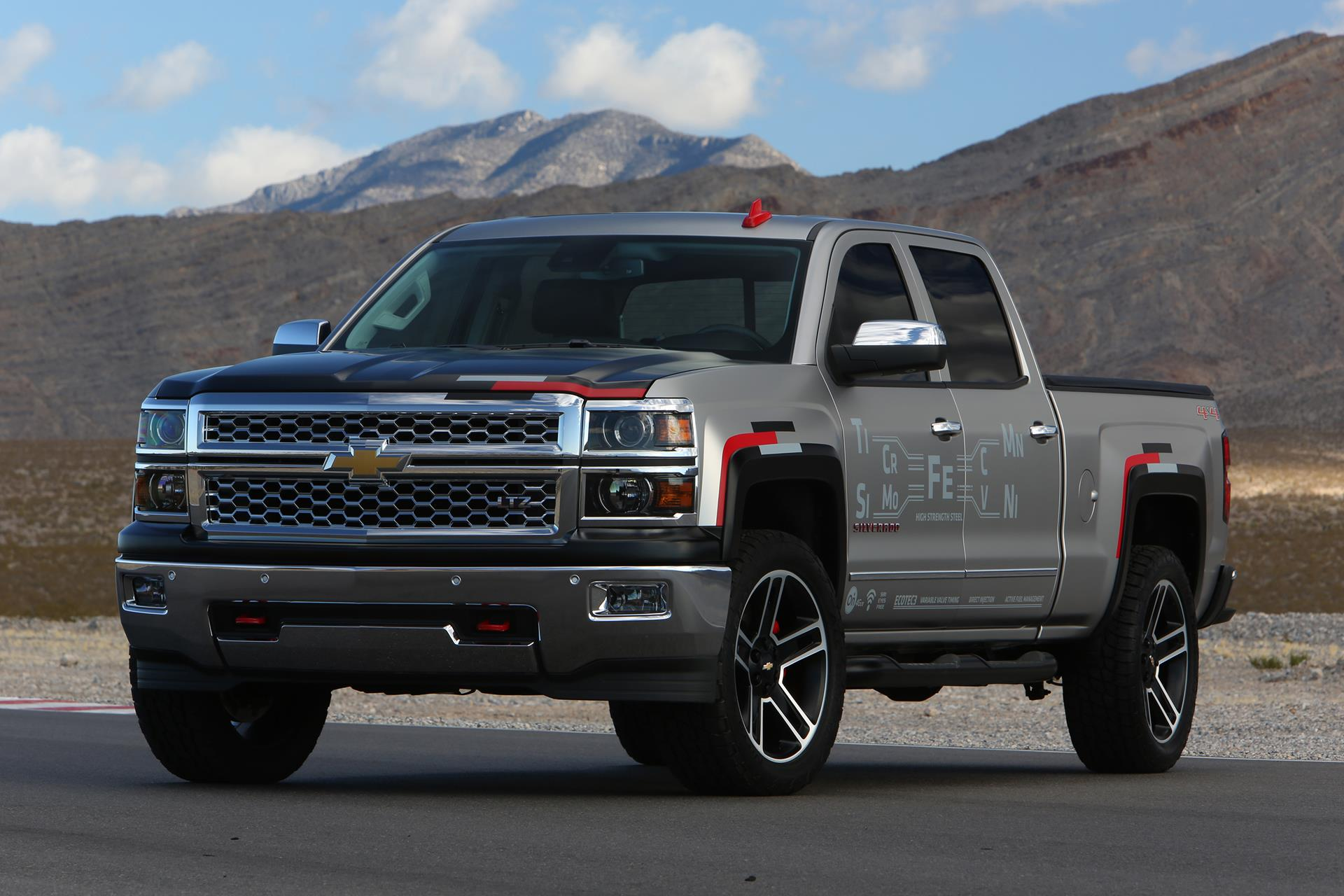 2015 Chevrolet Silverado Toughnology Concept News and ...
