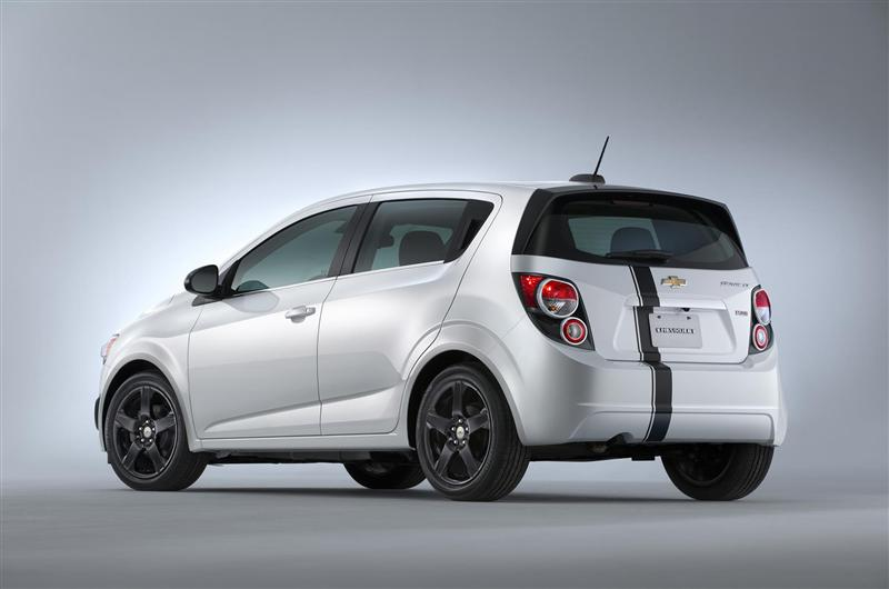 2015 Chevrolet Sonic Sonic Accessories Concept Image. Photo 1 of 2