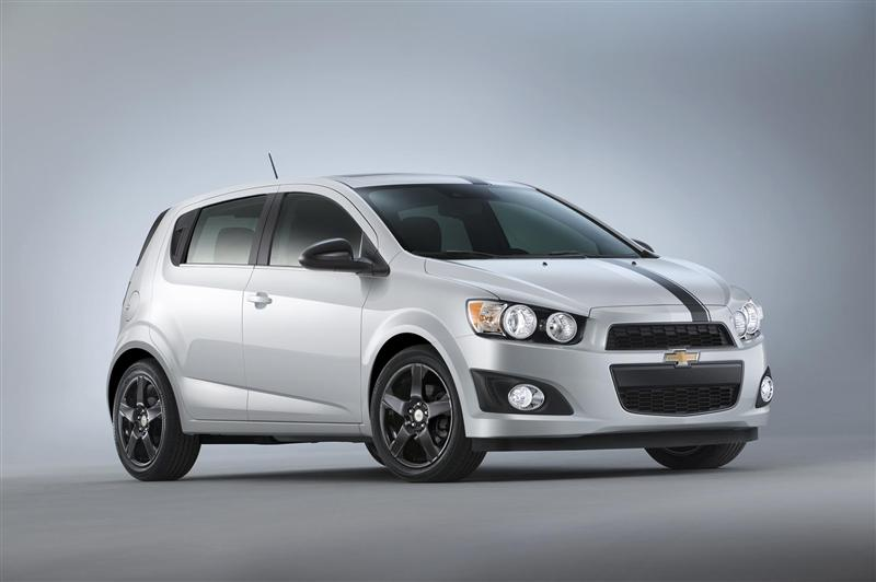 2014 Chevrolet Sonic Accessories Concept Image Photo 2 Of 2