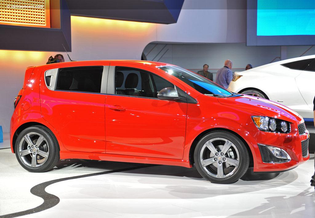 2013 Chevrolet Sonic Rs Image Https Www Conceptcarz Com