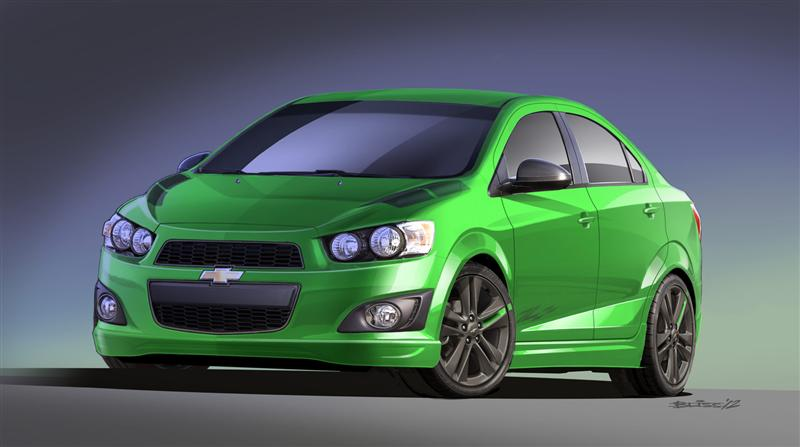 Chevy Sonic Specs >> 2013 Chevrolet Sonic Z Spec 1 Concept News And Information