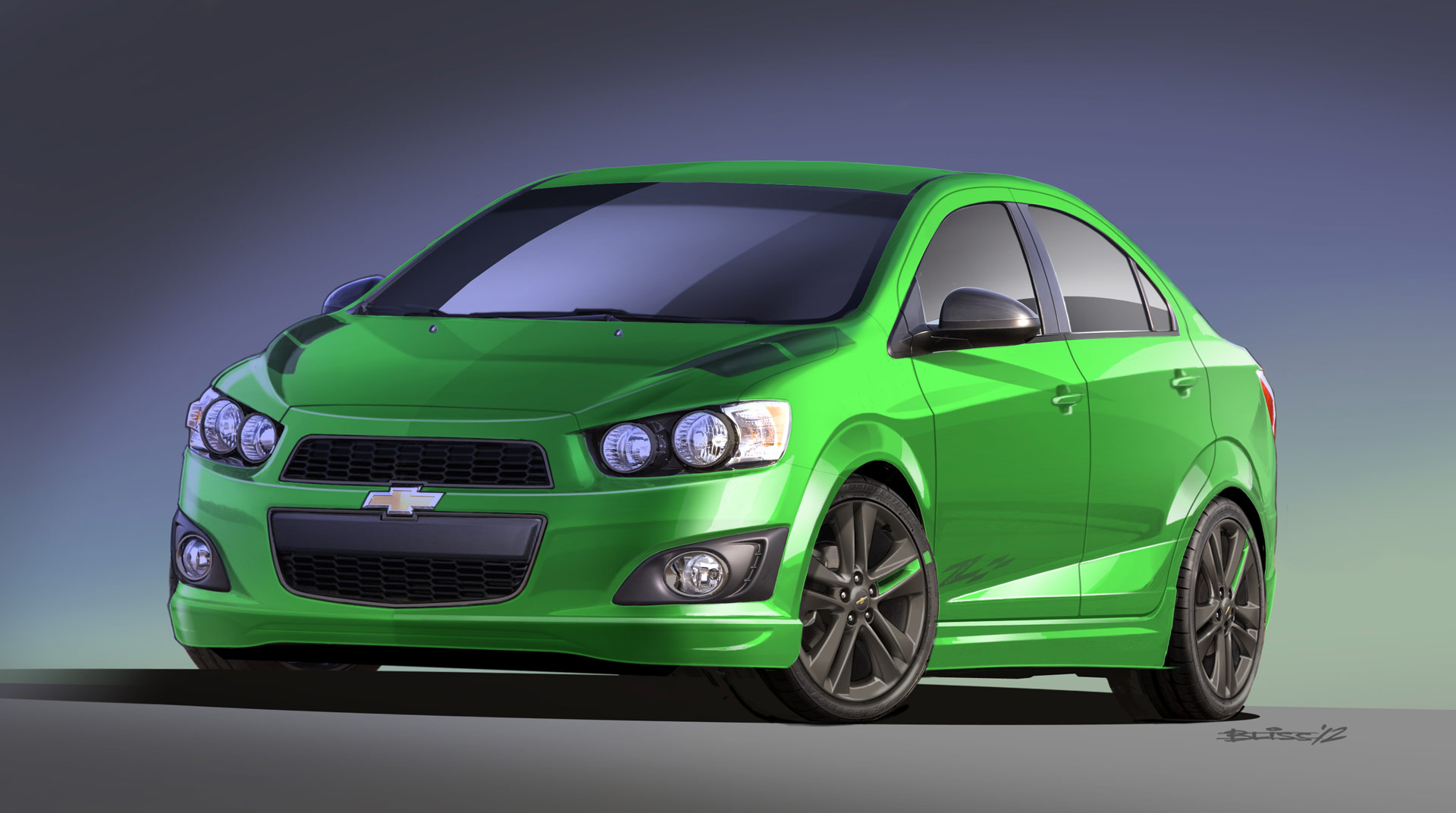 2021 Chevy Sonic Ss Ev Rs Exterior and Interior