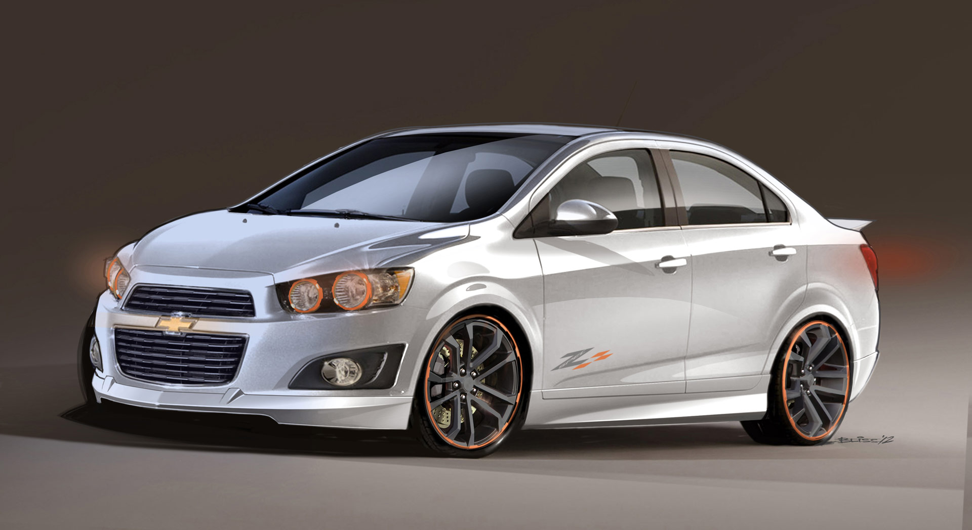 2018 Chevrolet Sonic Price >> 2013 Chevrolet Sonic Z-Spec 2.5 Concept News and Information