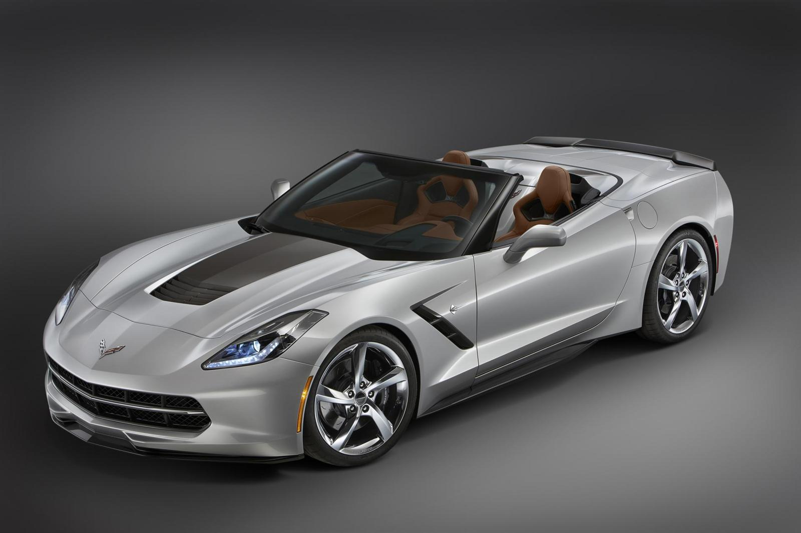 2013 Chevrolet Corvette Stingray Convertible Atlantic Concept