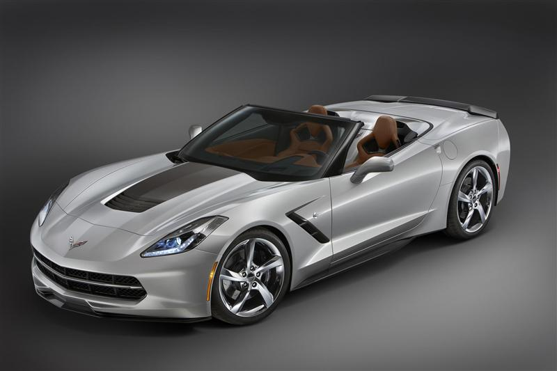 2013 Chevrolet Corvette Stingray Convertible Atlantic Concept