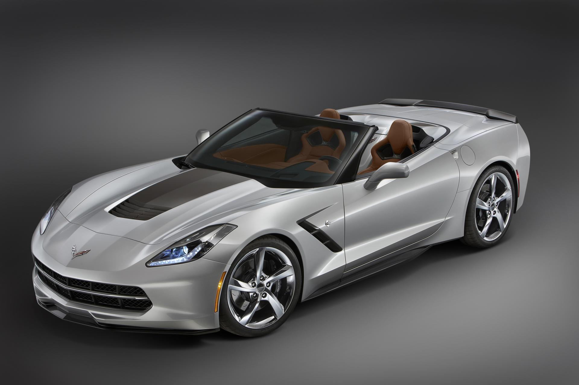 2013 Chevrolet Corvette Stingray Convertible Atlantic Concept News