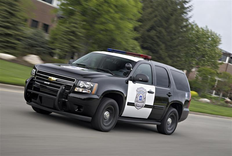 2013 Chevrolet Tahoe PPV News and Information