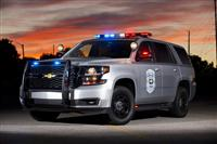 2013 Chevrolet Tahoe Police Concept image.