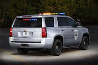 Chevrolet Tahoe Police Concept
