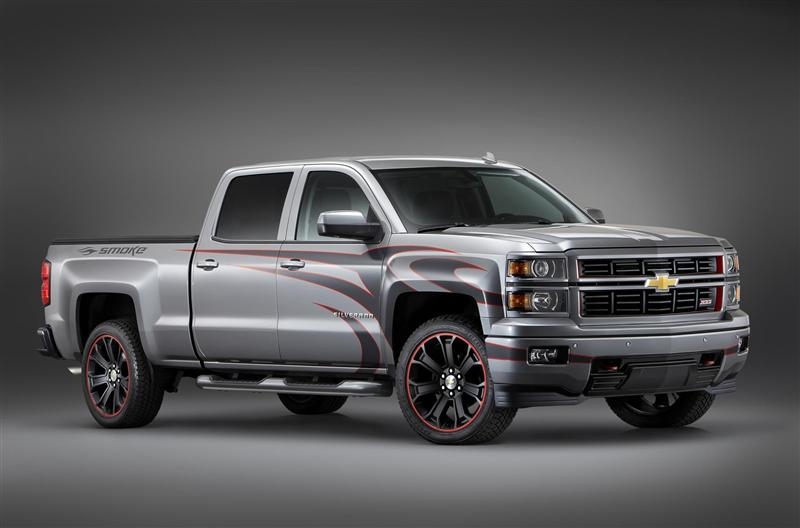 2013 Chevrolet Tony Stewart Silverado Concept pictures and wallpaper