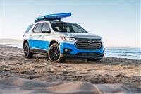 Chevrolet Traverse SUP Concept