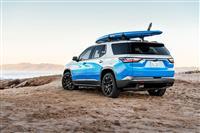 2018 Chevrolet Traverse SUP Concept