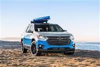 2018 Chevrolet Traverse SUP Concept image.