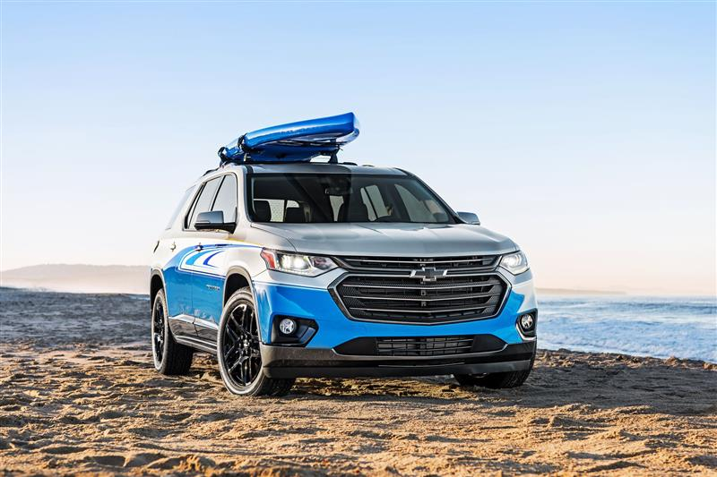 Chevrolet Traverse SUP Concept pictures and wallpaper
