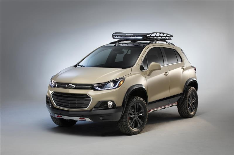 2016 Chevrolet Chevrolet Trax Activ Concept