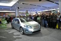 2011 Chevrolet Volt image.