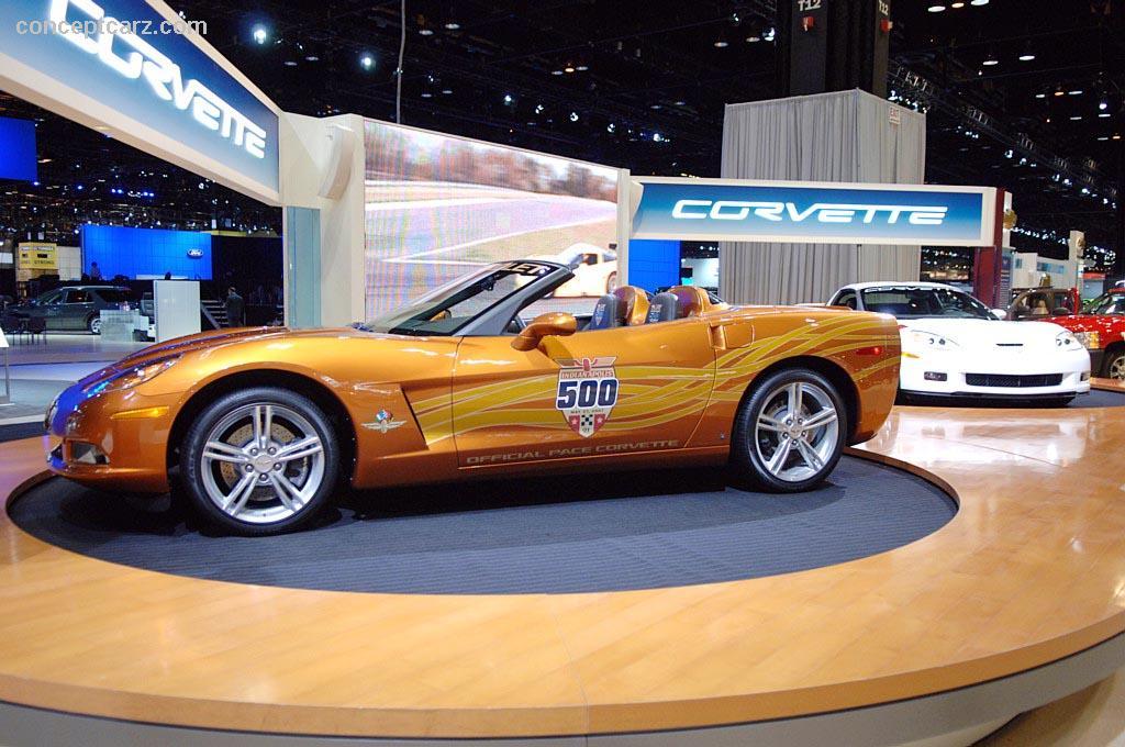 2007 Chevrolet Corvette Indy 500 Pace Car Image. https://www.conceptcarz.com/images/Chevrolet ...