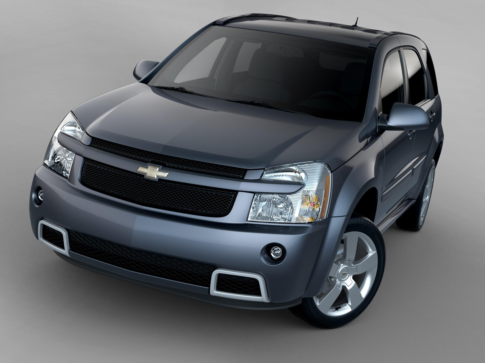 2008 Chevrolet Equinox News and Information