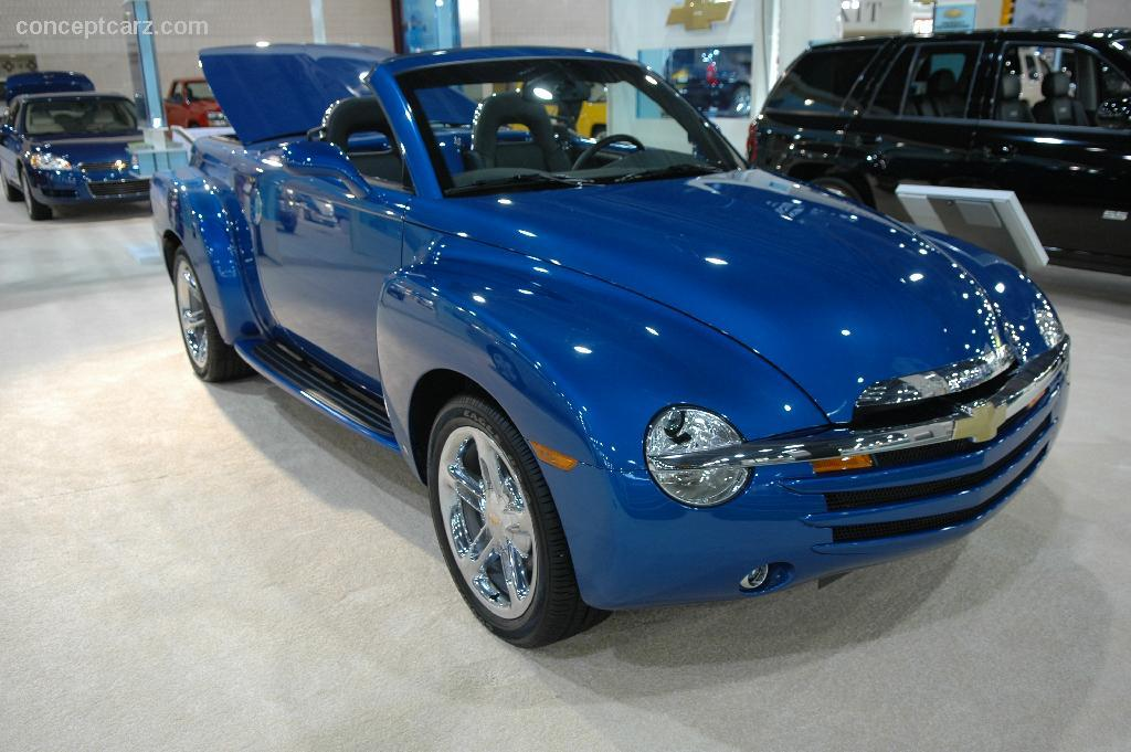 Auction Results And Data For 2006 Chevrolet Ssr Mecum