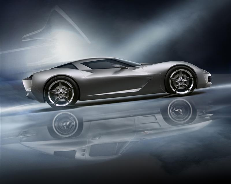 2009 Chevrolet Corvette Stingray Concept News And Information