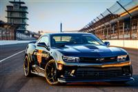 2014 Chevrolet Camaro Z28 Indy 500 Pace Car image.