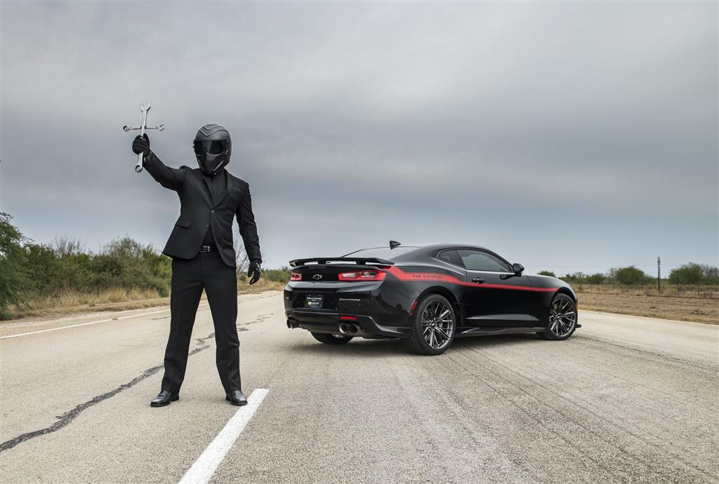 2018 Hennessey Exorcist News And Information