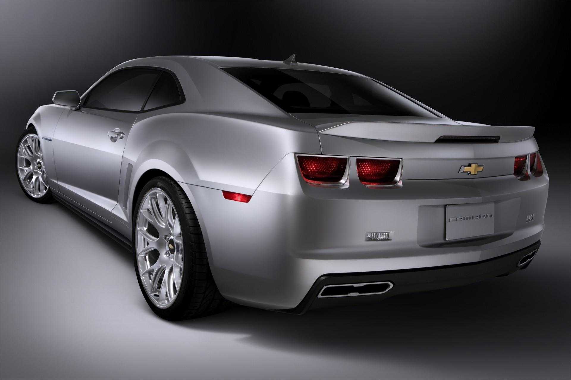 2010 Chevrolet Jay Leno Camaro Concept