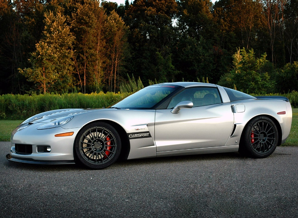 2009 Katech Performance Corvette Z06 Clubsport News And