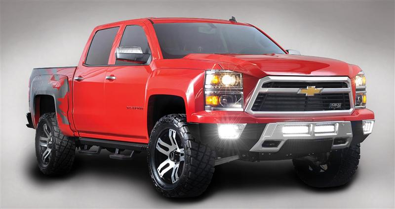 2015 Lingenfelter Silverado Reaper pictures and wallpaper