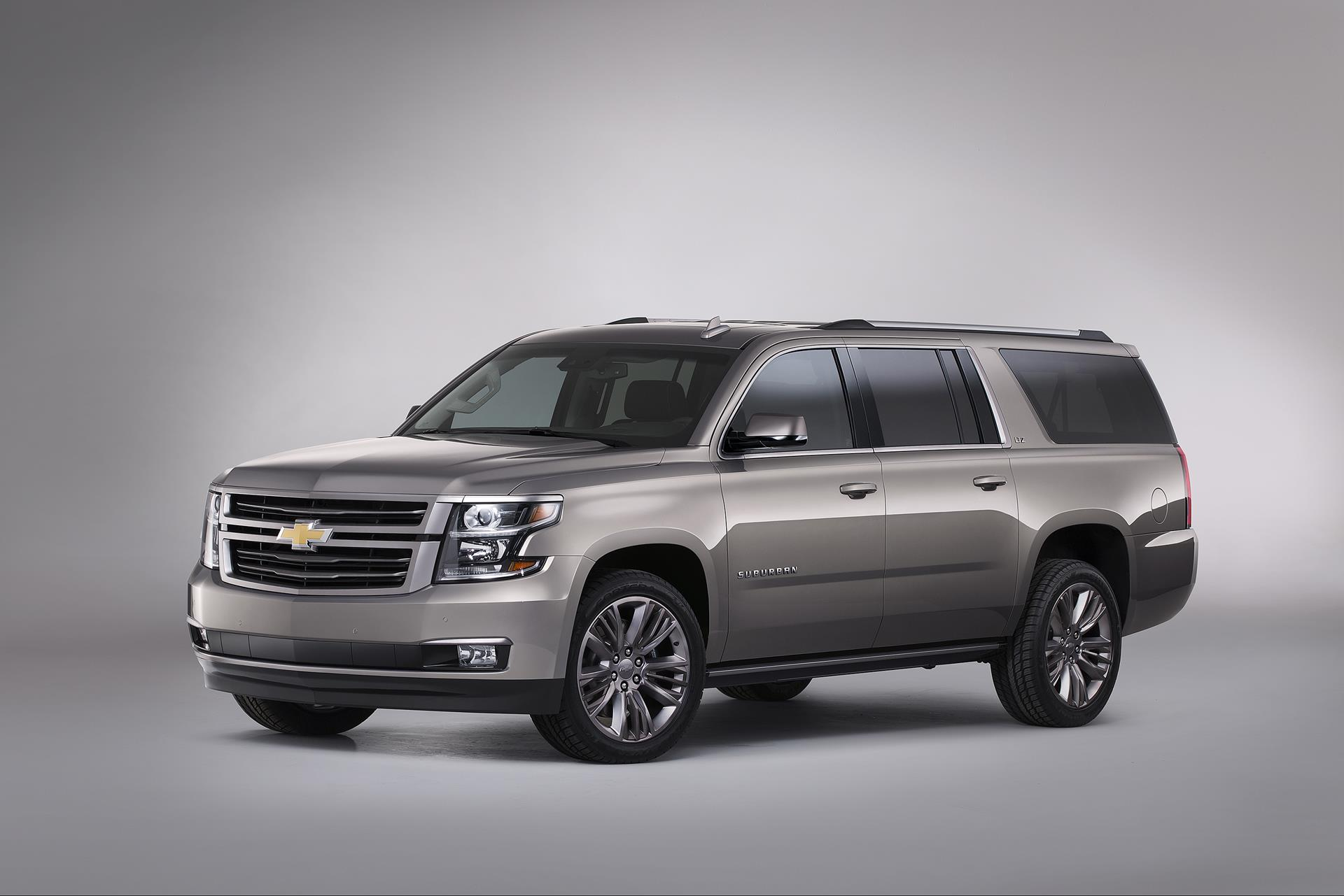2015 Chevrolet Suburban Premium Outdoors Concept News and ...