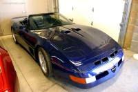 1991 Callaway Twin Turbo Corvette image.