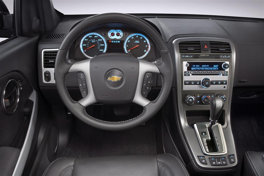 2009 Chevrolet Equinox News And Information