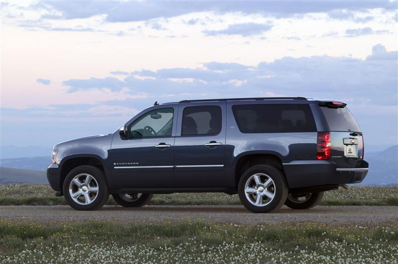 2009 Chevrolet Suburban News and Information