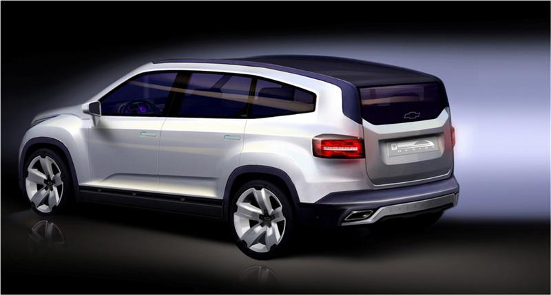 2009 Chevrolet Orlando Concept