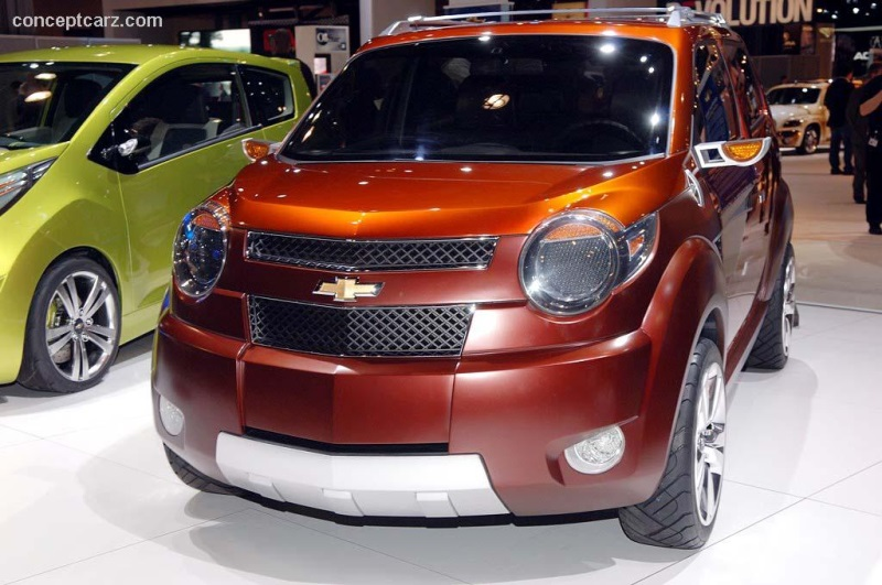 2007 Chevrolet Trax Concept Image Photo 9 Of 29
