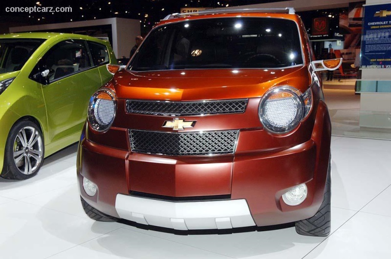 2007 Chevrolet Trax Concept Image Photo 7 Of 29