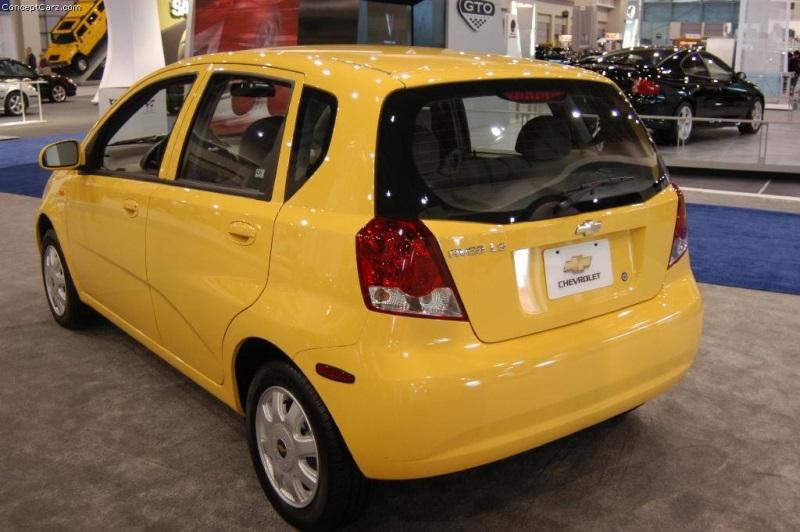 2004 Chevrolet Aveo