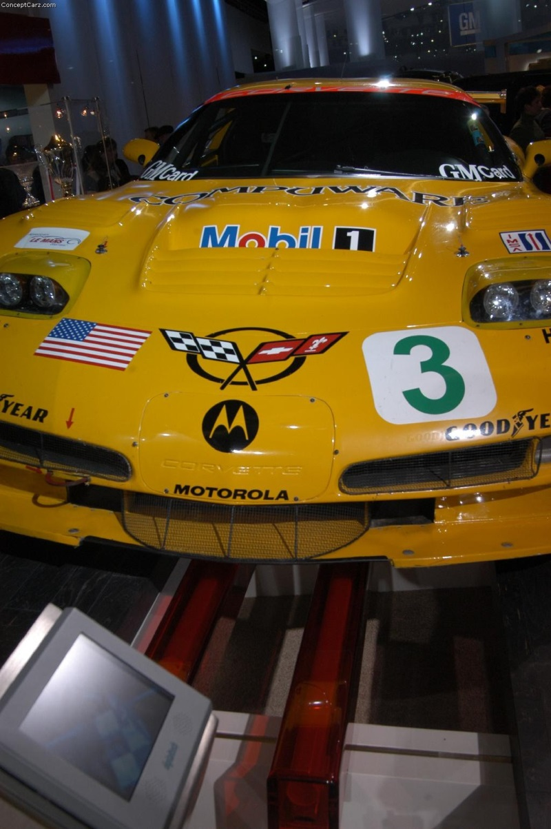 2000 Chevrolet Corvette C5 R History Pictures Value Auction Sales 196667 396 427 W O Power Steering Diagram View Chicago Research And News