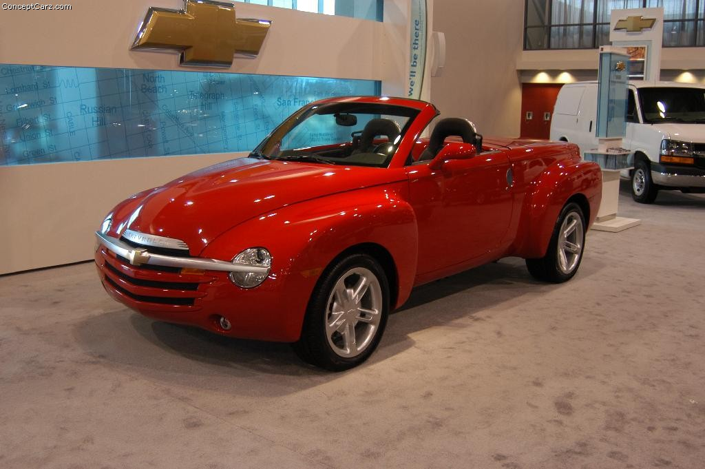 2004 Chevrolet Ssr History Pictures Value Auction Sales
