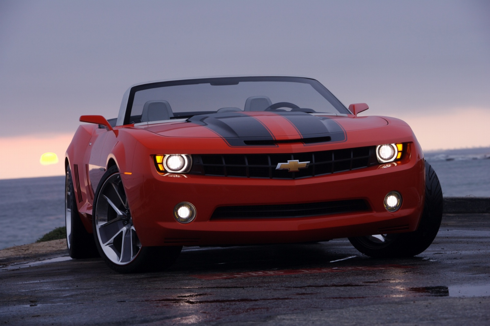 2008 Chevrolet Camaro Convertible Concept Image. Photo 44 of 109
