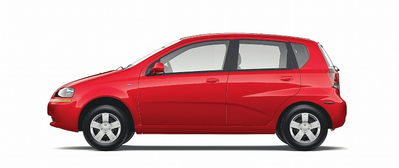 2008 Chevrolet Aveo News And Information Conceptcarz