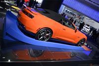 2018 Chevrolet Camaro Hot Wheels 50th Anniversary Edition