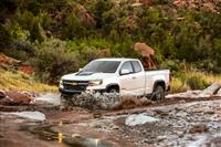 Popular 2020 Chevrolet Colorado Wallpaper